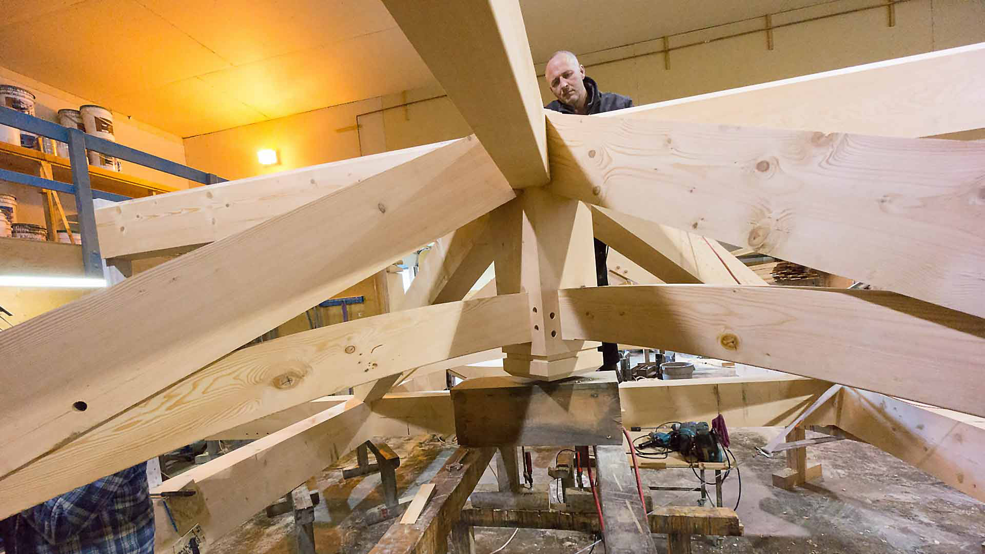 Pre-Fabricated Timber Frame | Island Timber Frame