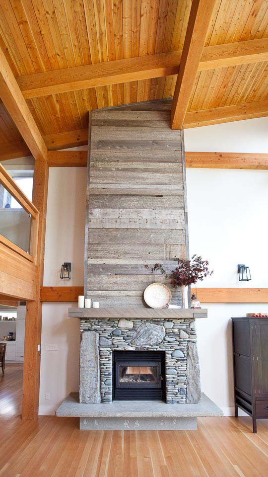 Timber Frame Fireplace Mantel Fireplaces